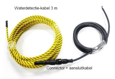 Waterdetectie-kabel