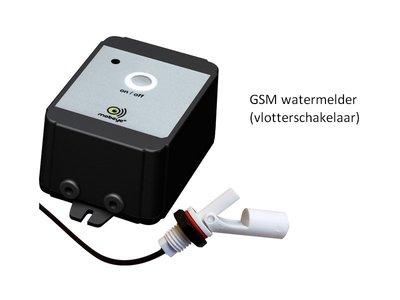 GSM melder met vlotter
